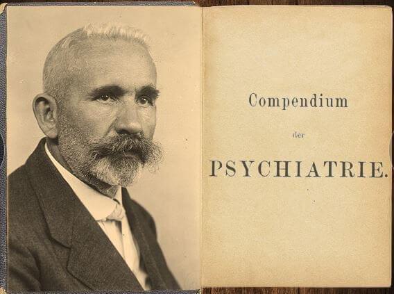 Emil Kraepelin e compendio di psichiatria