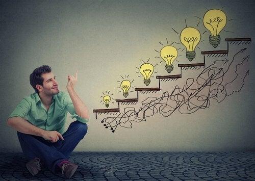 Imprenditore con idee