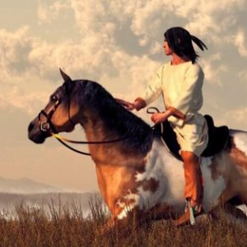 Indiani Sioux e l'importanza delle virtù