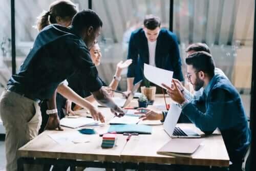 Psicologia del lavoro per gestire un team
