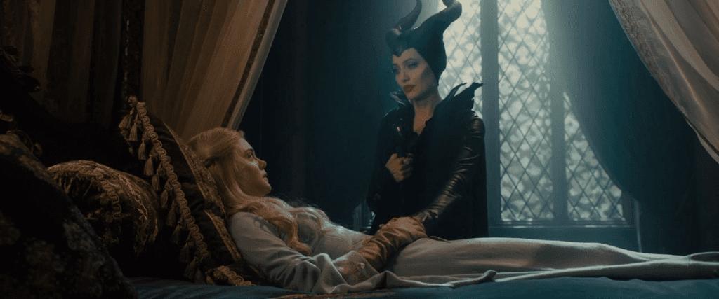Malefica e Aurora