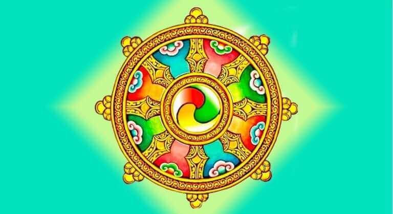 Simbolo dharma
