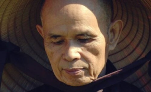 Thich Nhat Hanh e lezioni di saggezza