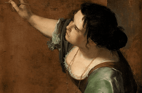 Artemisia Gentileschi, biografia di una pittrice barocca