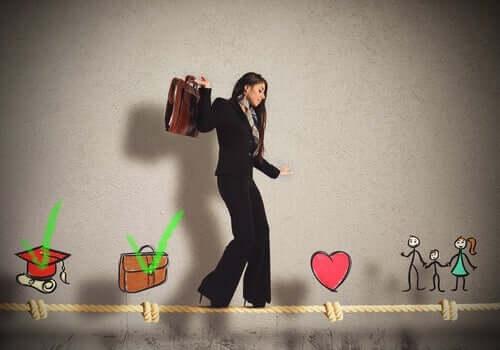 Organizzare la vita lavorativa