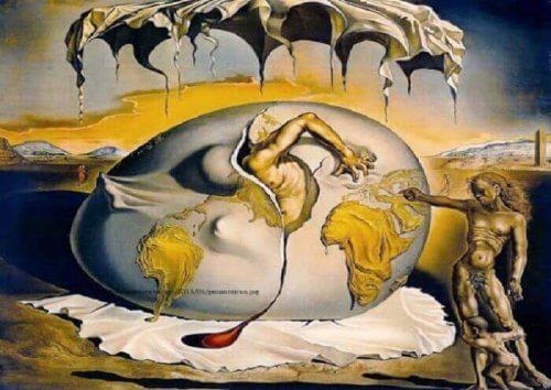 Geopolitico di Dalì