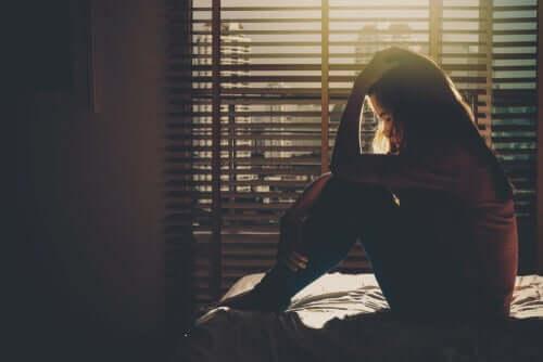 La paranoia donna depressa