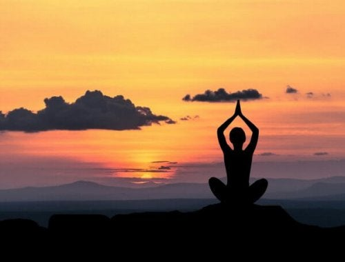 Mindfulness al tramonto