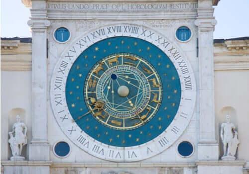 Orologio astronomico padova