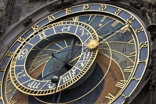 Orologio dell'antico municipio di Praga