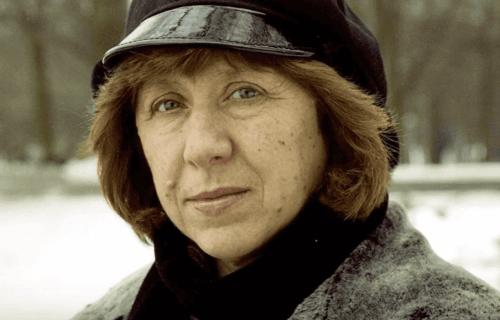 Svetlana Alexievich foto