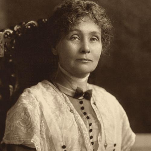 Emmeline Pankhurts: bleader delle suffragette
