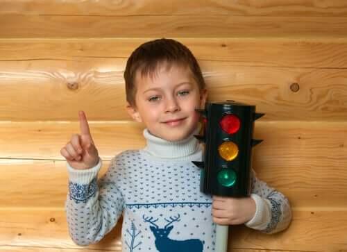 Il semaforo della rabbia per gestire le emozioni