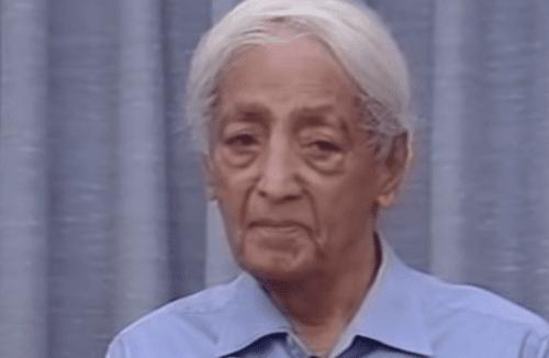 Vita di Jiddu Krishnamurti, cercatore di verità