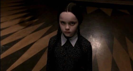 Mercoledì, personaggio della famiglia Addams