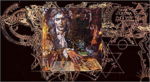 Newton simboli psicologia alchemica