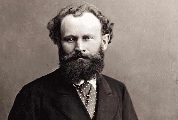 Ritratto di Édouard Manet