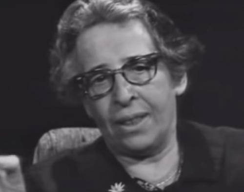 Hanna Arendt: una pensatrice pluralista