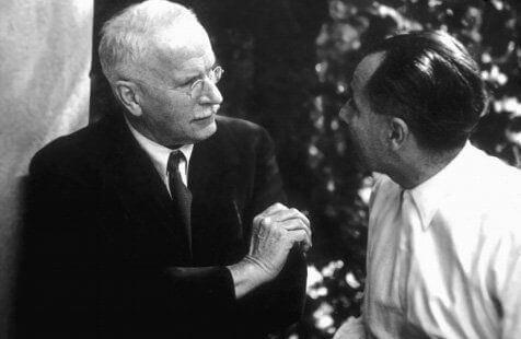 Medard Boss e Carl Gustav Jung