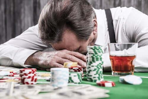 Distorsioni cognitive del giocatore patologico