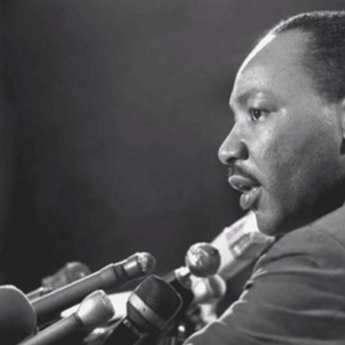 Martin Luther King, paladino dei diritti umani
