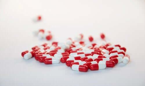 Pillole di pregabalin