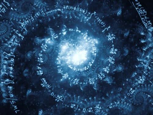 Spirale nell'universo