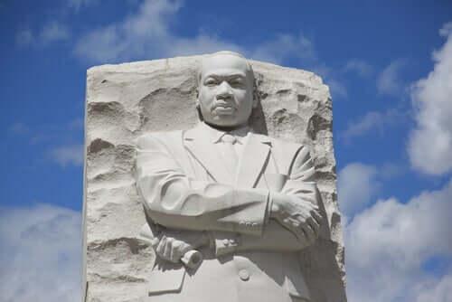 Statua di Martin Luther King