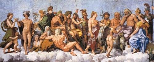 I personaggi della mitologia greca ci parlano del rischio