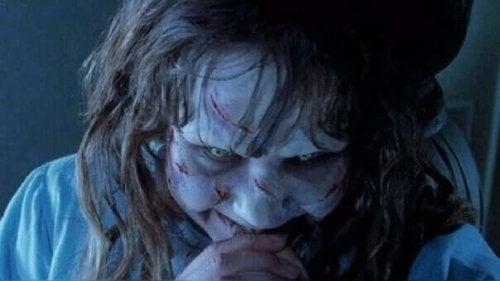Bambina del film L'esorcista