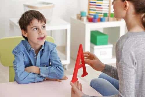 I disturbi del linguaggio nei bambini