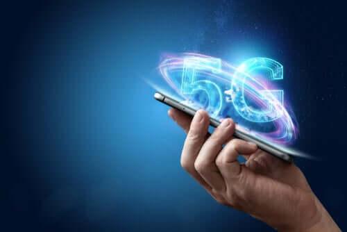 Cellulare con reti 5g