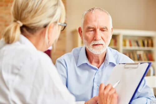 Diagnosi di demenza e assistenza primaria