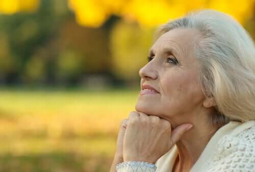 Lo sconforto svanisce con l'età