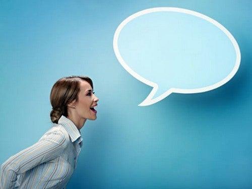 Parlare con scioltezza