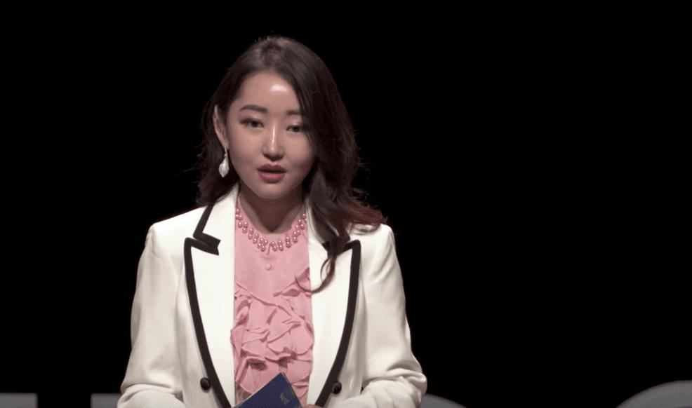Yeonmi Park, biografia della bambina che affrontò il mostro