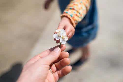 Insegnare la gratitudine ai bambini