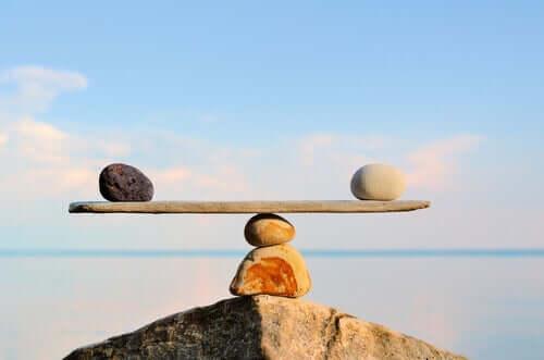 Equilibrio nella filosofia zen