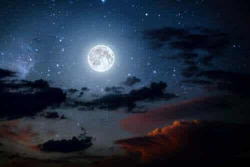 Il fascino della luna, studi di D. Redelmeier