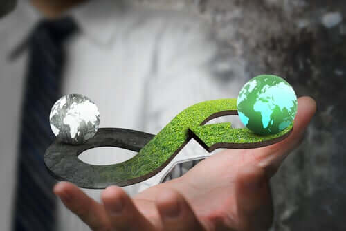 Economia circolare per proteggere l'ambiente