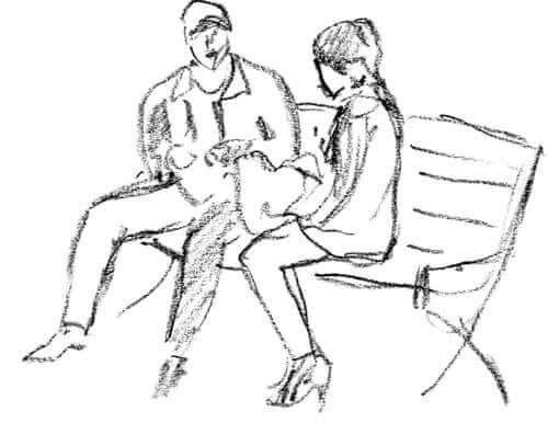 Test psicologico di coppia disegno