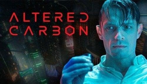 Altered carbon: alterazione corpo e mente