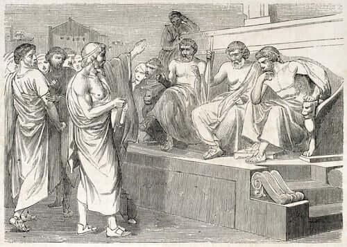 Antica grecia frasi di Eschilo