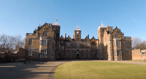 Aston Hall: triste storia di un ospedale psichiatrico