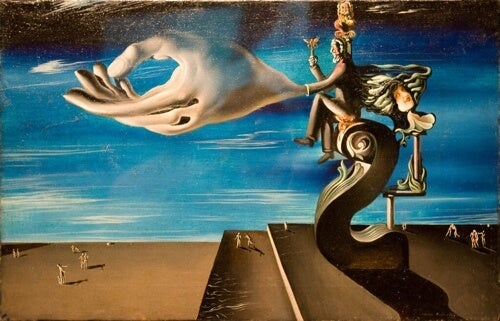 ARTE SURREALISTA E ILLUSIONE ARTISTICA