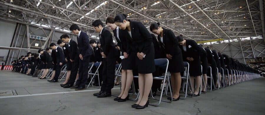 Dipendenti in uniforme