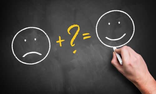 La psicologia positiva in simboli