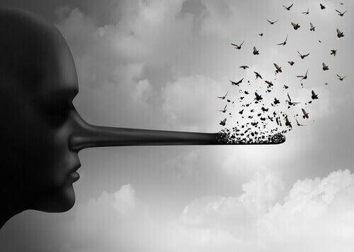Il potere della menzogna: un esperimento