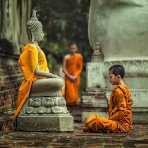 I principi della comunicazione secondo il buddismo
