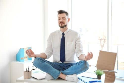 Cominciare a meditare, benefici sulla produttività
